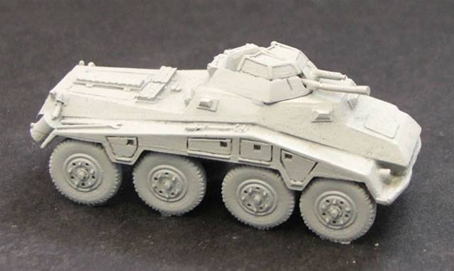 Sdkfz 234 1 Scout Cars