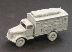 Opel Radio Truck with Comm. Variant