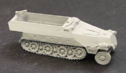 Sdkfz 251/D late 44/45 Variants