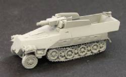 Sdkfz-251 9 or 22 75mm or pak40