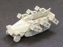 Sdkfz-251 1 with rockets