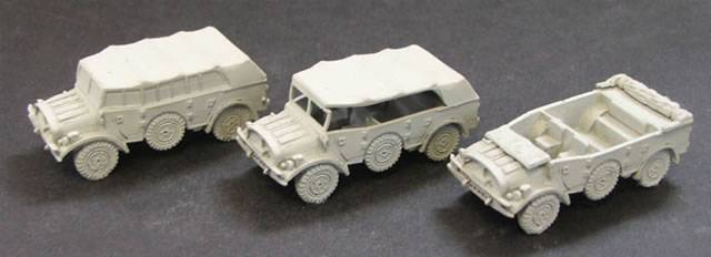 Horch Heavy Field Car