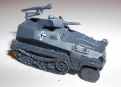 Sdkfz 250/1 Armored Personnel Carriers