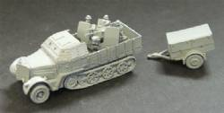 Sdkfz 7/1 with armored cab