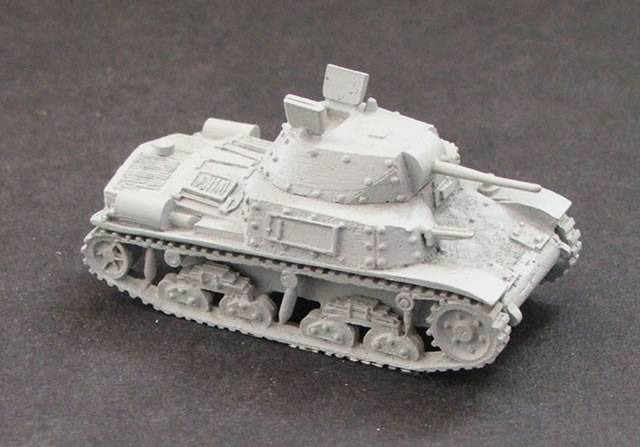 M15/42 Medium Tanks