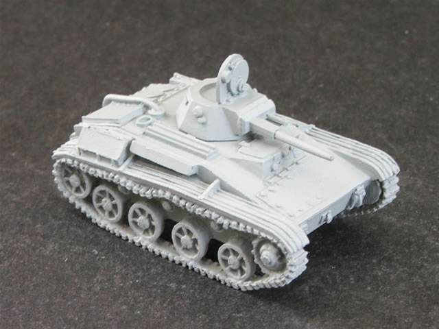 T-60 Light Tanks