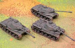 JSII Heavy Tanks