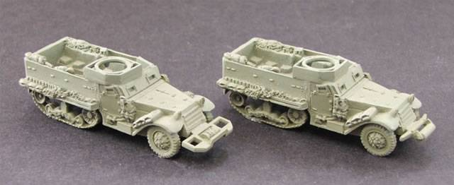 M5 Halftracks