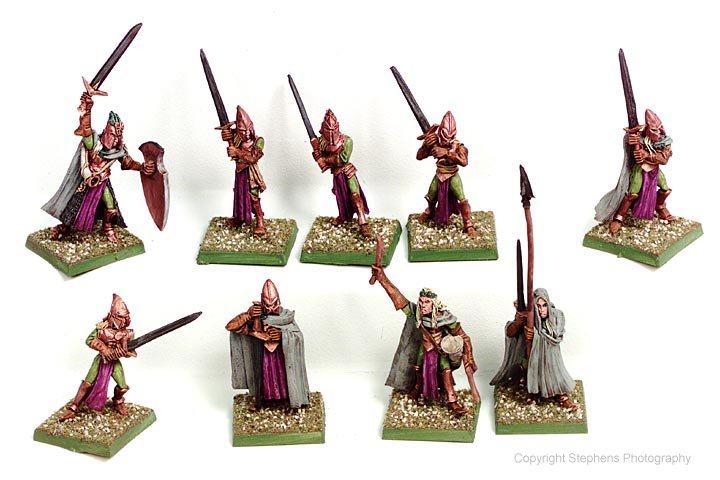 Good Elves Great Weapons Regiment