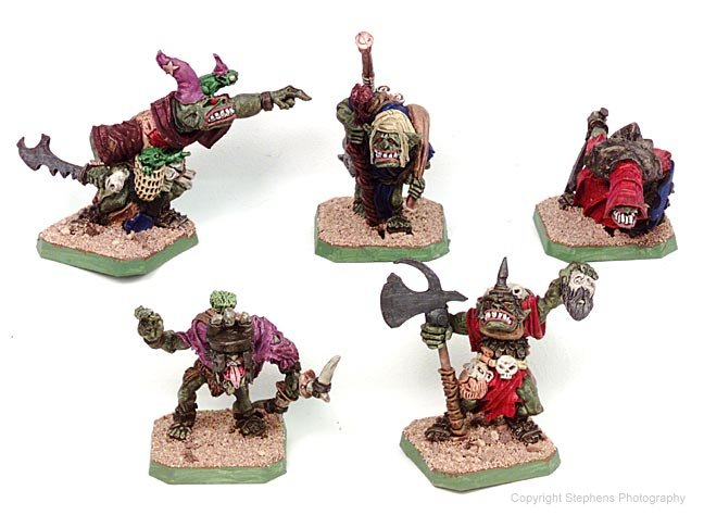 Orc Characters
