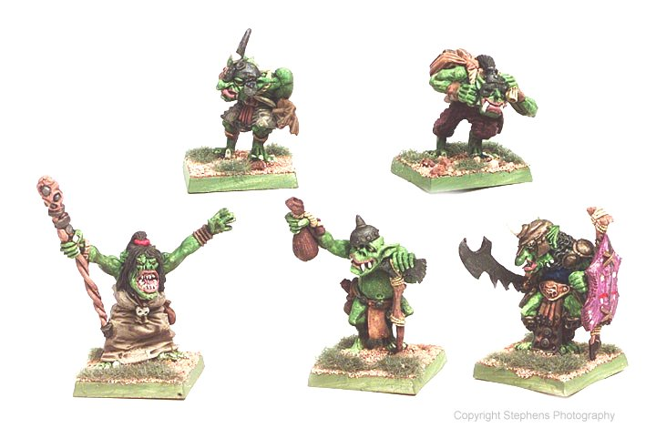 Goblin Characters