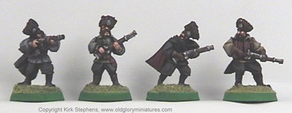 Draculas Evil Cossack Guards