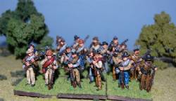 Second Edition Confederate Firing Line