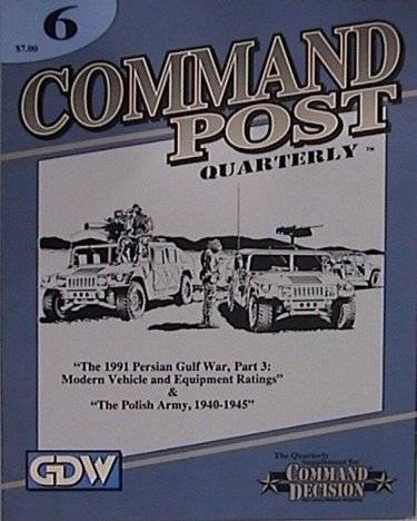 Command Post Issue #6
