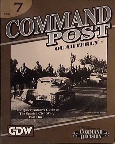 Command Post Issue #7
