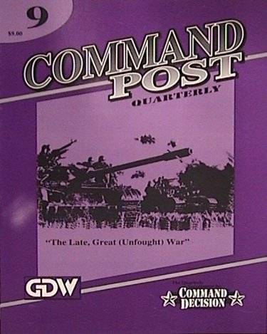 Command Post Issue #9