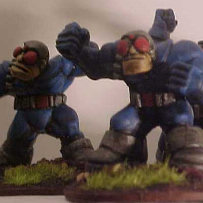 Henchmen 8 - Servitor Defenders