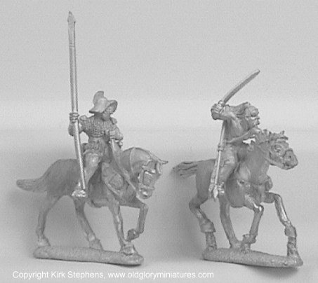 Mounted Gladiators