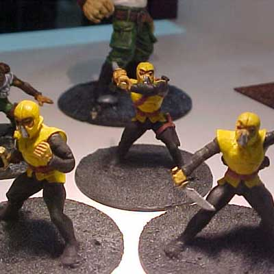 Henchmen 5 - Assassin Acolytes 1