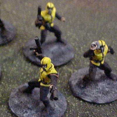 Henchmen 6 - Assassin Acolytes 2