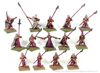 Good Elves Pike Regiment