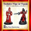 Cardinal Richelieu and Rochefort